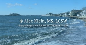 Logo for Alex Klein, MS, LCSW